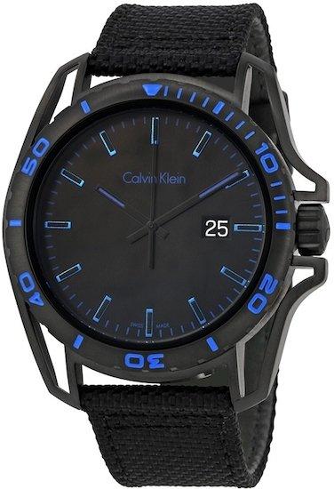 Ceas Barbati CALVIN KLEIN WATCH Model EARTH K5Y31YB1