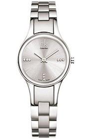 Imagine 915.0 lei - Ceas Dama Calvin Klein Simplicity 9 Diamonds