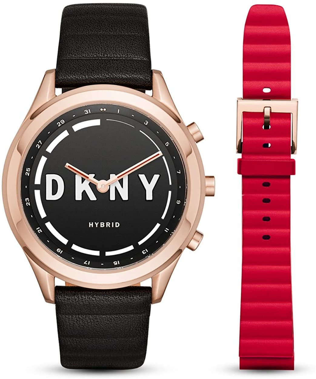Ceas Dama, DKNY SMARTWATCH MINUTE Special Pack + Extra Strap NYT6102