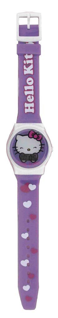 Ceas Hello Kitty Kid LCD Junior HK25973