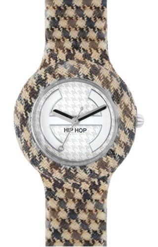 Ceas Dama HIP HOP Model PIED DE POULE HWU0371