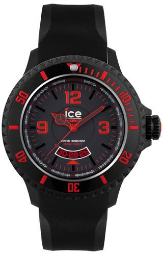 Imagine  1239.0 lei - Ceas Barbati Ice Watch Model Black Red Extra Big