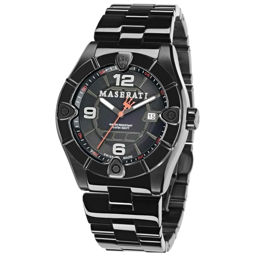 Imagine  1348.0 lei - Ceas Barbati Maserati Watches Model Meccanica Limited Edition