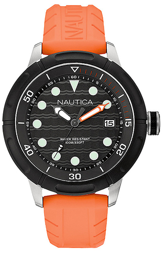 Imagine 954.0 lei - Ceas Barbati Nautica Watch Model 3h Data 42mm Wr