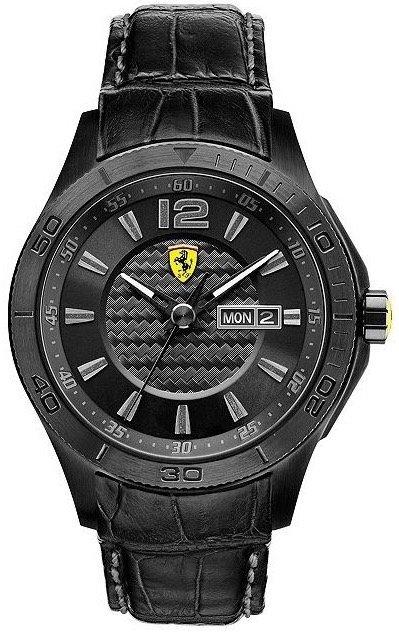 Imagine 1027.0 lei - Ceas Barbati Scuderia Ferrari Model Xx Gent 830093
