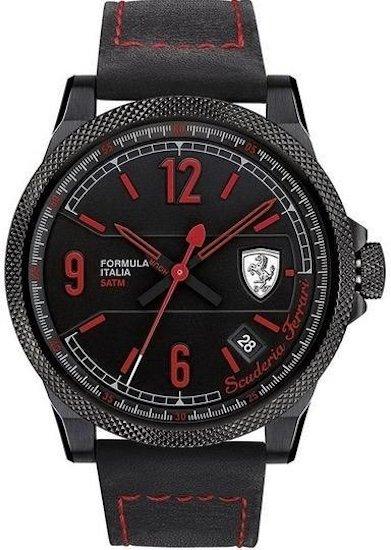 Imagine 1027.0 lei - Ceas Barbati Scuderia Ferrari Model Formula Italia 830271