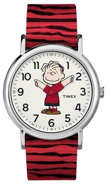 Ceas TIMEX Weekender Peanuts - Linus TW2R41200