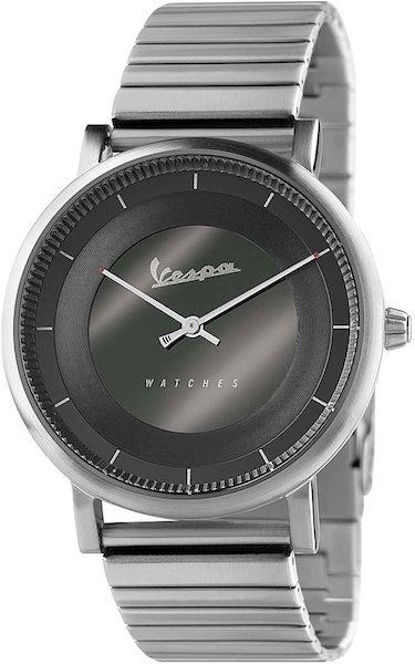 Ceas VESPA WATCHES ModelCLASSY VA-CL01-SS-03BK-CM
