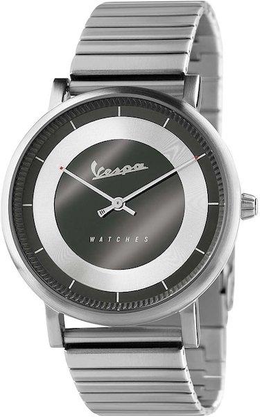 Ceas VESPA WATCHES ModelCLASSY VA-CL01-SS-13BK-CM