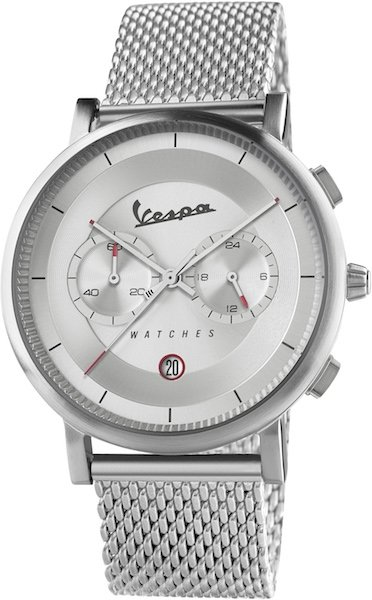Ceas VESPA WATCHES ModelCLASSY VA-CL03-SS-01SL-CM