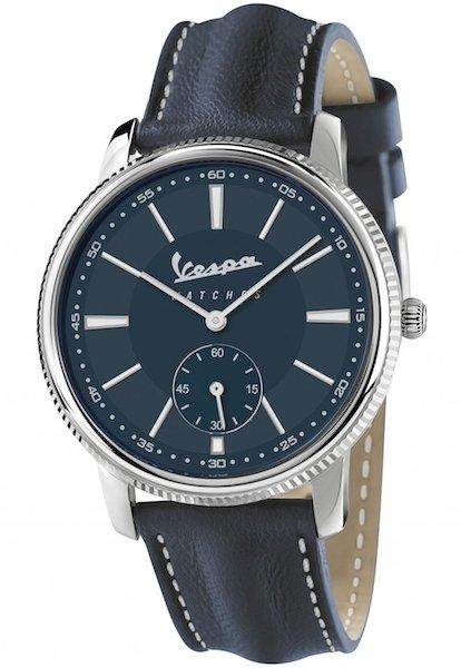 Ceas VESPA WATCHES ModelHERITAGE PICCOLO SECONDO VA-HE02-SS-04BL-CP