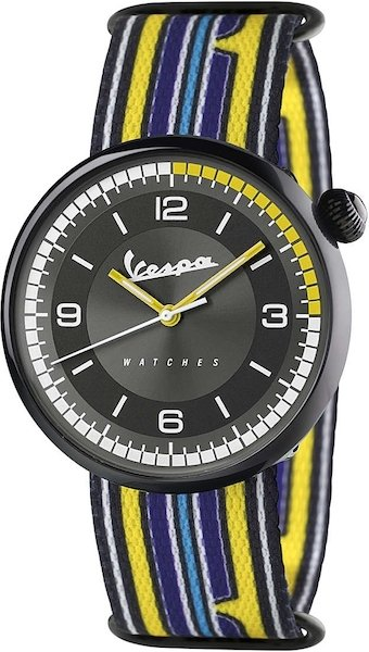 Ceas VESPA WATCHES ModelIRREVERENT VA-IR01-BK-13BK-CT