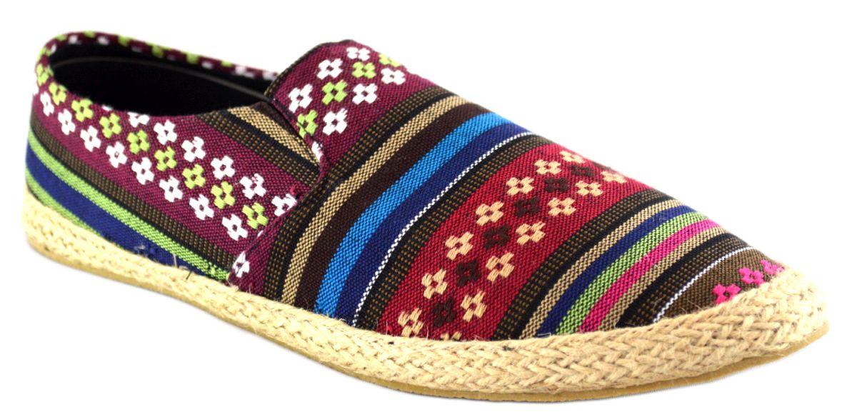 Espadrile SOLE II - Multicolor Vintage IV