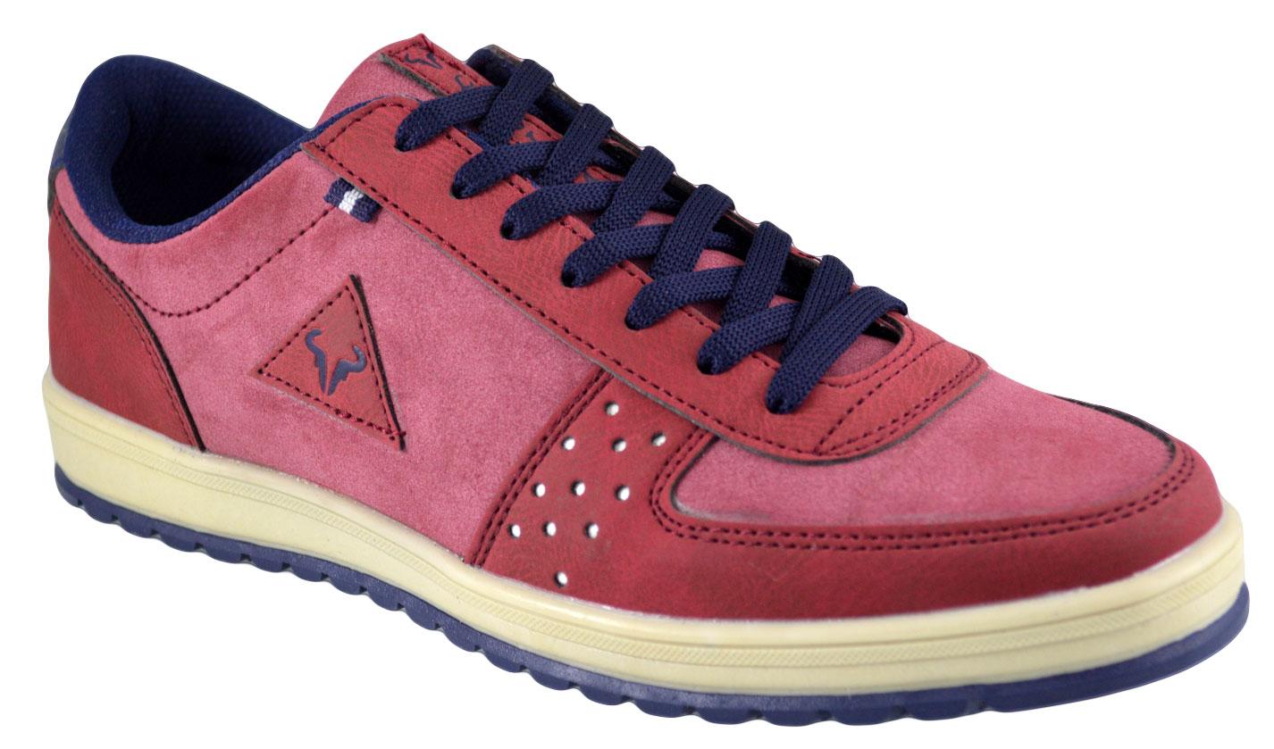 Pantofi Casual Rosii Barbati - Le Grande